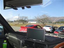 流星号(BMW E30 320i)ショートツーリング-富士スピードウェイ・ファミリー走行-
