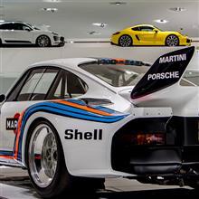 【写真】ポルシェ博物館 part.18, Porsche 935/76 Turbo