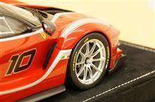 これで世界的スーパーカーコレクターの仲間入り♪ FXXK納車完了