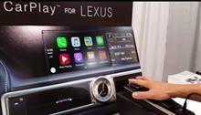 Apple CarPlay for LEXUS
