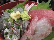 小田原で海鮮ドンを!