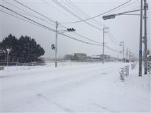 福岡県、、、何年振りの大雪かな・・・