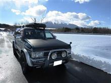 富士山+雪景色+テラノ= (*゜∀゜)=3!!