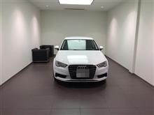 グレイシアさん Audi A3Sedan 1.4tfsi納車