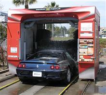 洗車機のダメージってどれくらい?