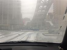 第四百二十九巻 今日は雪!