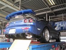 徐々にではあるものの、エンジンの調子が回復基調になっています・・・