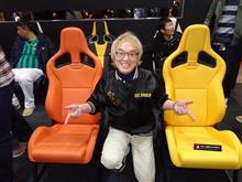 東京オートサロン2016初発表のRECAROシートキャンペーン