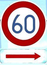 車両の制限スピード、平均10km/h引き上げへ