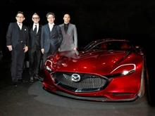 『「Mazda RX-VISION」がフランスで最も美しいコンセプトカーに選出』<カービュー!>/気になるマツダのWebニュース。