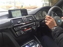 BMW M4 インプレ