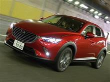 『マツダが「CX-3」発表後わずか10ヶ月で一部改良を実施した本当の理由とは』<オートックワン>/気になる新型CXー3!