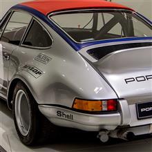 【写真】ポルシェ博物館 part.19, Porsche 911 Carrera RSR 1973, 1974