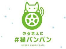 「#猫バンバン」プロジェクト! ばんばんばばばばばばばばん♪