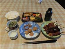 昨日に引き続いて、今日の夕食の男飯!まいう~σ(´┰`=)