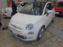 〈展示車〉FIAT New 500 TWINAIR LOUNGE