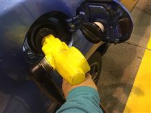 【燃費記録】スカノテ君1月最後の燃費?