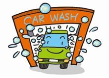 月イチワックス洗車