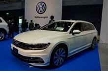 VW・パサートB8を見て来た