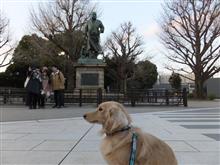 ご褒美は上野公園