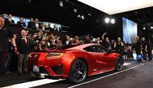 新型NSX第1号車、約1億4500万円で落札!!