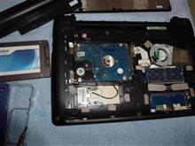 Acer722の手術をwww