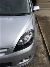 今年初めての洗車&コーティング。~( ̄▽ ̄)V