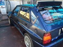 デルタ洗車