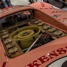"""【写真】ポルシェ博物館 part.21, Porsche 917/20 Coupe """"Pink Pig"""""""