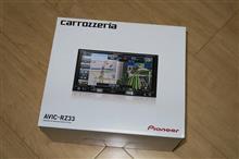 楽ナビ AVIC-RZ33