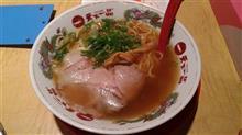 ある日の昼御飯7 東京で食べる学生時代の思い出のラーメン