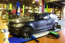 BMW E87 SACHS パフォーマンスプラス サスペンションキット