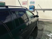 洗車記録 ゴルフワゴン 2月