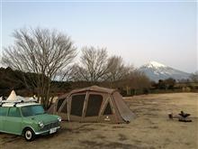 miniで行く2016初キャンプ
