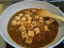 麻婆豆腐(^_^)