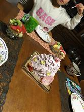 今日は娘の誕生日です