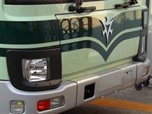 新型のバス