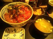 千葉寺の美味しいマグロ丼!