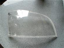 ヘッドライトのクリスタル加工