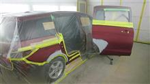 『日産 ラフェスタの板金・塗装・修理』 国立市からのお客様です。
