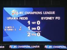 2016.ACLグループリーグ第1戦 vsシドニー