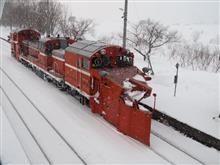 雪551レ、再び。