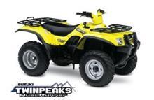 Suzuki Twin Peaks 700 4×4