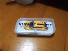 RENAULT成分補給~