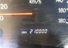 21万km