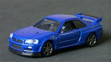 トミカ:プレミアム SKYLINE GT-R V-SPECⅡニュル (2/2)