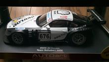 Z4M Race Ver. 1/18 Team Schubert 2006 購入