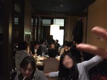 会社の飲み会でした。