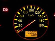 エクストレイル10万キロ