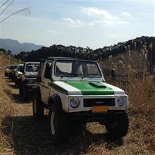 鹿児島林道探索隊 2月の定例会 楠本川渓流自然公園